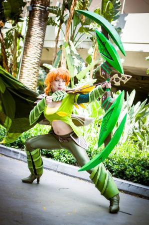 Windrunner from Dota 2