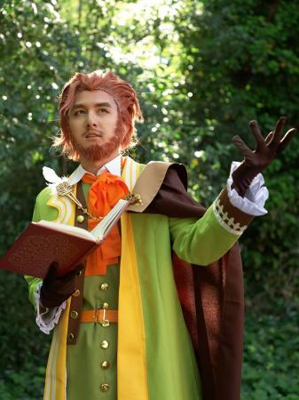 William Shakespeare from Fate/Grand Order (Worn by AccidentalProgress)