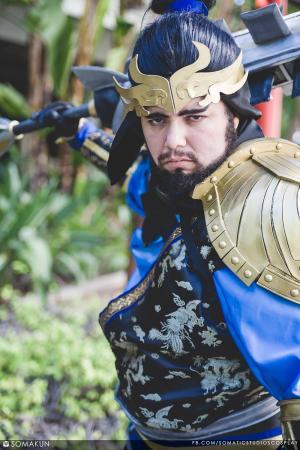 Xiahou Yuan from Dynasty Warriors 8