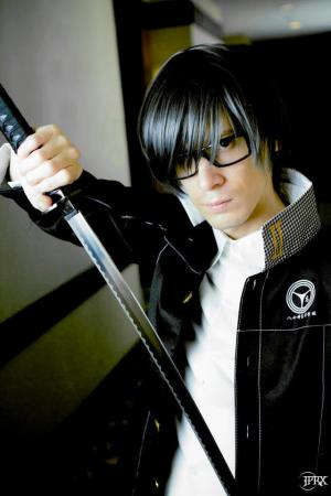 Yu Narukami from Persona 4 worn by Katsu