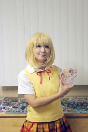 Yui Yamada (Asagao to Kase-san - Kimi no Hikari)  by Eggy