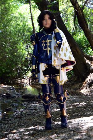 Lancelot from Granblue Fantasy