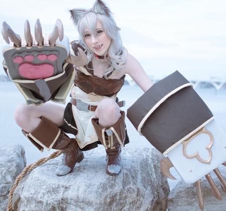 Sen from Granblue Fantasy