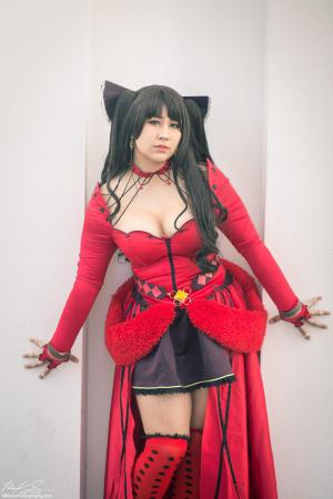 Tohsaka Rin (Fate/Grand Order)  by Kokoro Cosplay