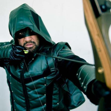 Green Arrow/Oliver Queen (Arrow)  by AndrewJAlandy