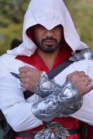 Ezio Auditore da Firenze from Assassin's Creed 2