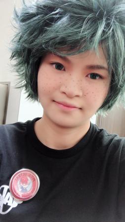 Izuku Midoriya from My Hero Academia