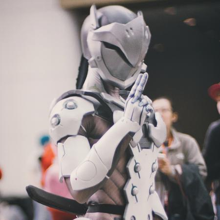 Genji Shimada from Overwatch