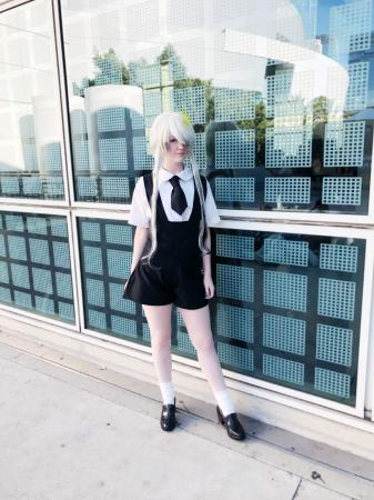 Ghost Quartz from Land of the Lustrous