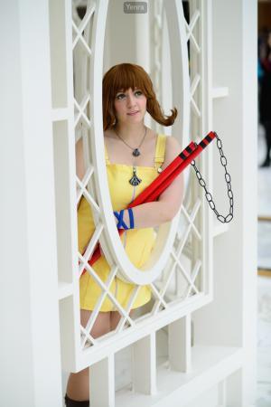 Selphie Tilmitt from Final Fantasy VIII