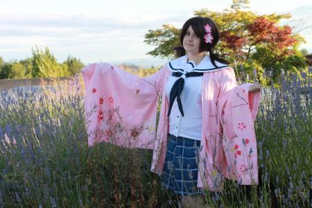 Naru Sekiya  from Hanayamata worn by MahouMelon