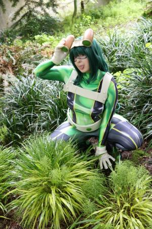 Tsuyu Asui from My Hero Academia worn by MahouMelon