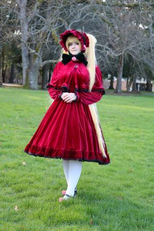 Shinku from Rozen Maiden worn by MahouMelon
