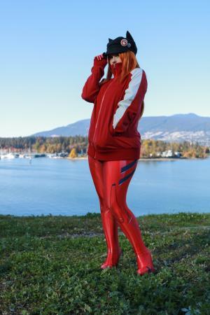 Asuka Langley Sohryu from Neon Genesis Evangelion by MahouMelon