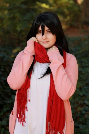 Mikasa Ackerman from Attack on Titan worn by MahouMelon
