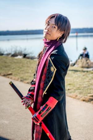 Kashu Kiyomitsu from Touken Ranbu