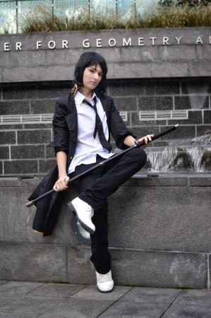 Kuroh Yatogami (K / K Project)  by cloudnot