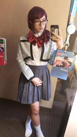 Juuna Hoshimi from Revue Starlight