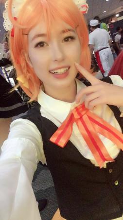 Chika Takami from Love Live! Sunshine!!