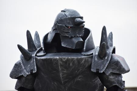 Alphonse Elric from FullMetal Alchemist: Brotherhood