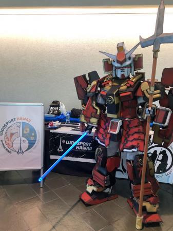 Shin Musha Gundam from Mobile Suit Gundam