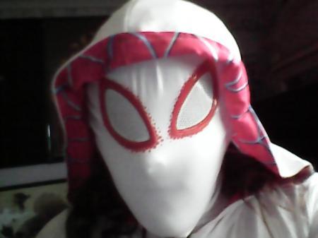 Spider-Gwen (Spider-man)  by Heather5567