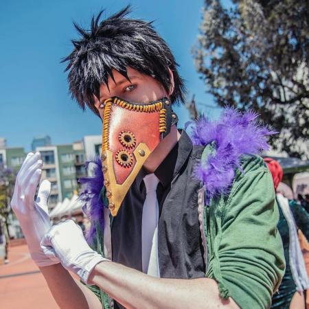 Kai Chisaki (Overhaul) from My Hero Academia