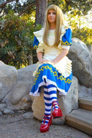 Alice Liddell from Heart no Kuni no Alice ~ Wonderful Wonder World~