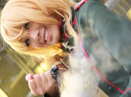 Tanya von Degurechaff from Youjo Senki worn by Miyurin