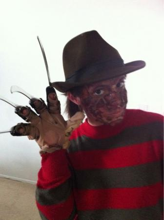 Freddy Krueger from Nightmare on Elm Street