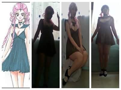 Sailor Lethe from Sailor Moon Sailor Stars